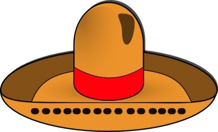 425x258 Culture Clip Art Clothing Hat Mexican Hats Sombrero Mexico