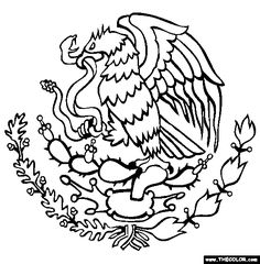 236x240 Mexican Eagle Clipart Amp Mexican Eagle Clip Art Images