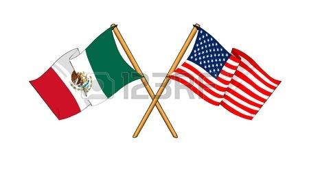 Mexican Flag Clipart