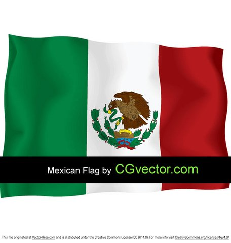 456x478 Mexico Clip Art, Vector Mexico