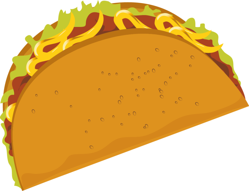 830x637 Download Mexico Clip Art Free Clipart Of Mexican Food Taco 2