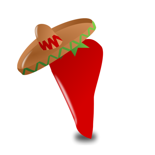 500x500 2033 Mexican Food Clipart Public Domain Vectors