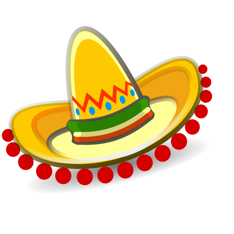 800x800 Mexico Clipart Mexican Food Clipart