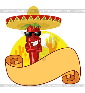274x300 Free Clip Art Mexican Fiesta Mexican Hot Chili Label