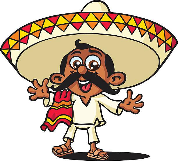 612x552 Mexican Clipart Mexican Man Clipart