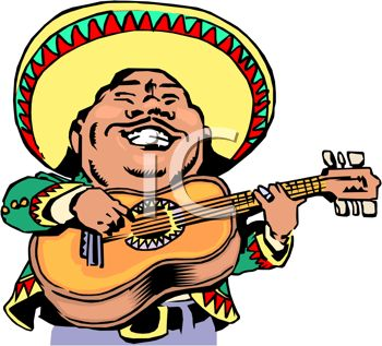 350x317 55 Best Cinco De Mayo Clipart Images Fonts, Dancers
