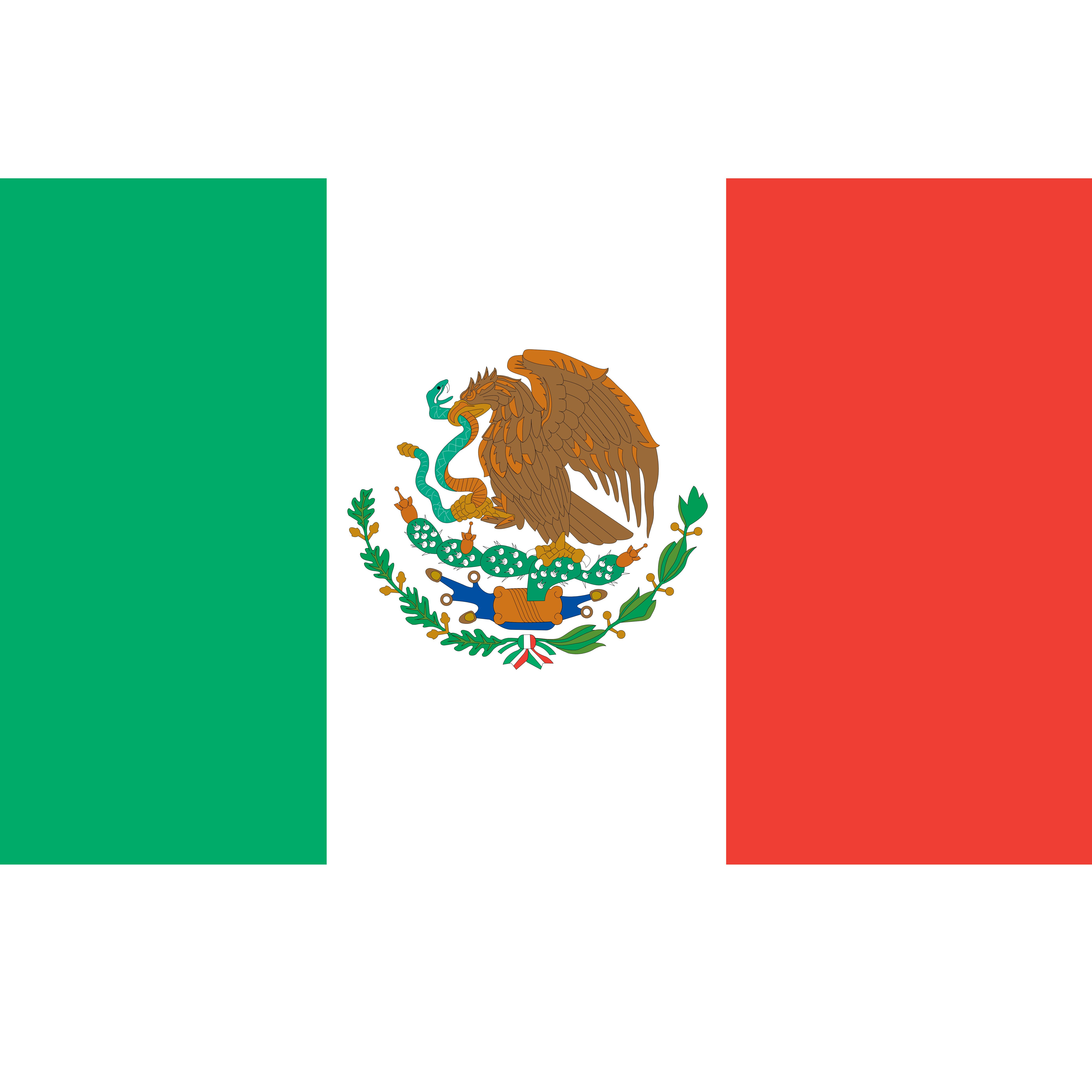 5555x5555 Mexican Flag Clip Art Free Clipart Panda