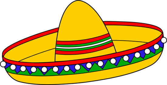 550x280 Mexican Clipart