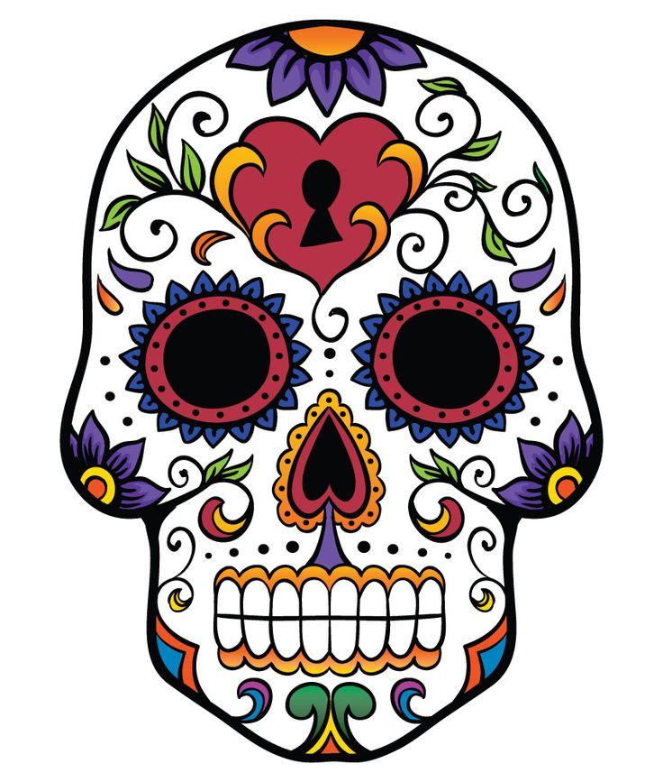 736x867 35 Best Sugar Skull Stuff Images Sugar Skull Face
