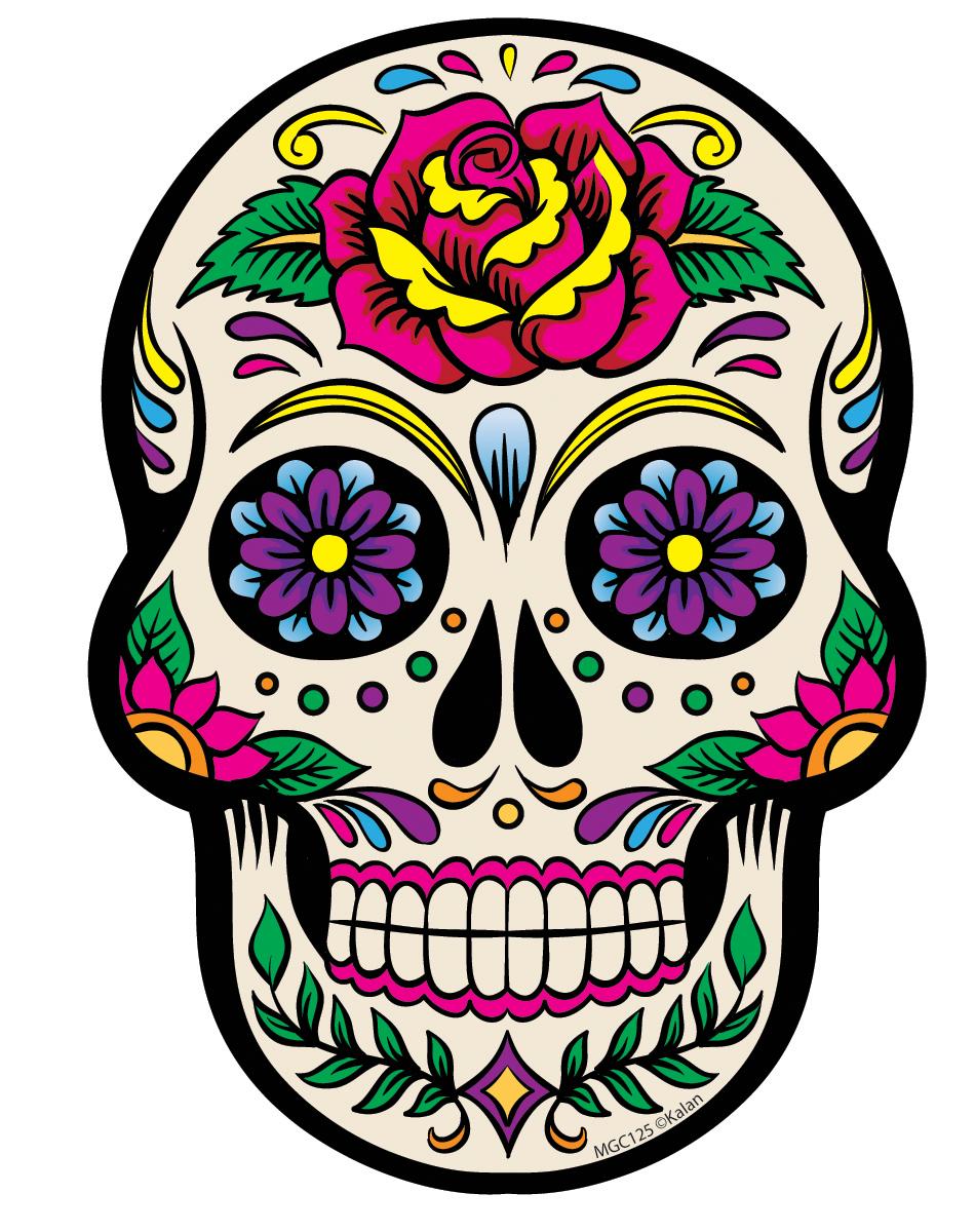 950x1200 White Sugar Skull Magnet Tattoos Sugar Skulls