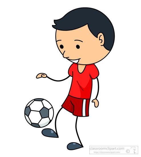 494x550 Soccer Clipart Soccer Player