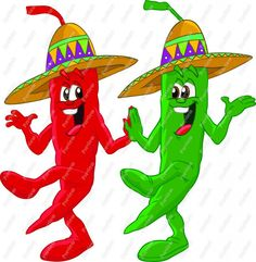 Mexican Sombrero Hat Clipart
