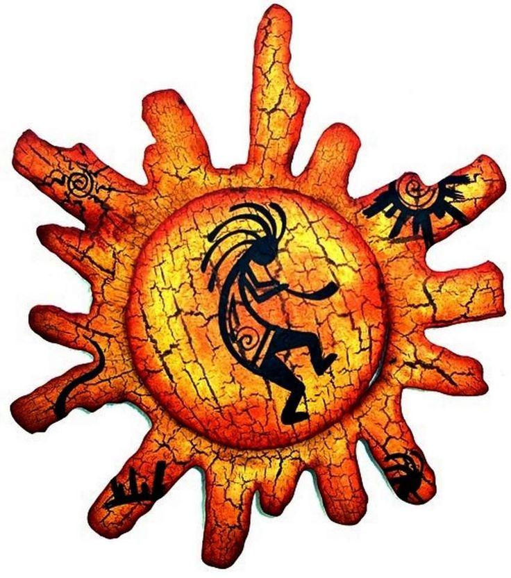 Mexican Sun Clip Art