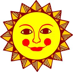 Mexican Sun Clip Art   Free download on ClipArtMag