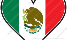 280x168 Mexican Flag Eagle Clip Art