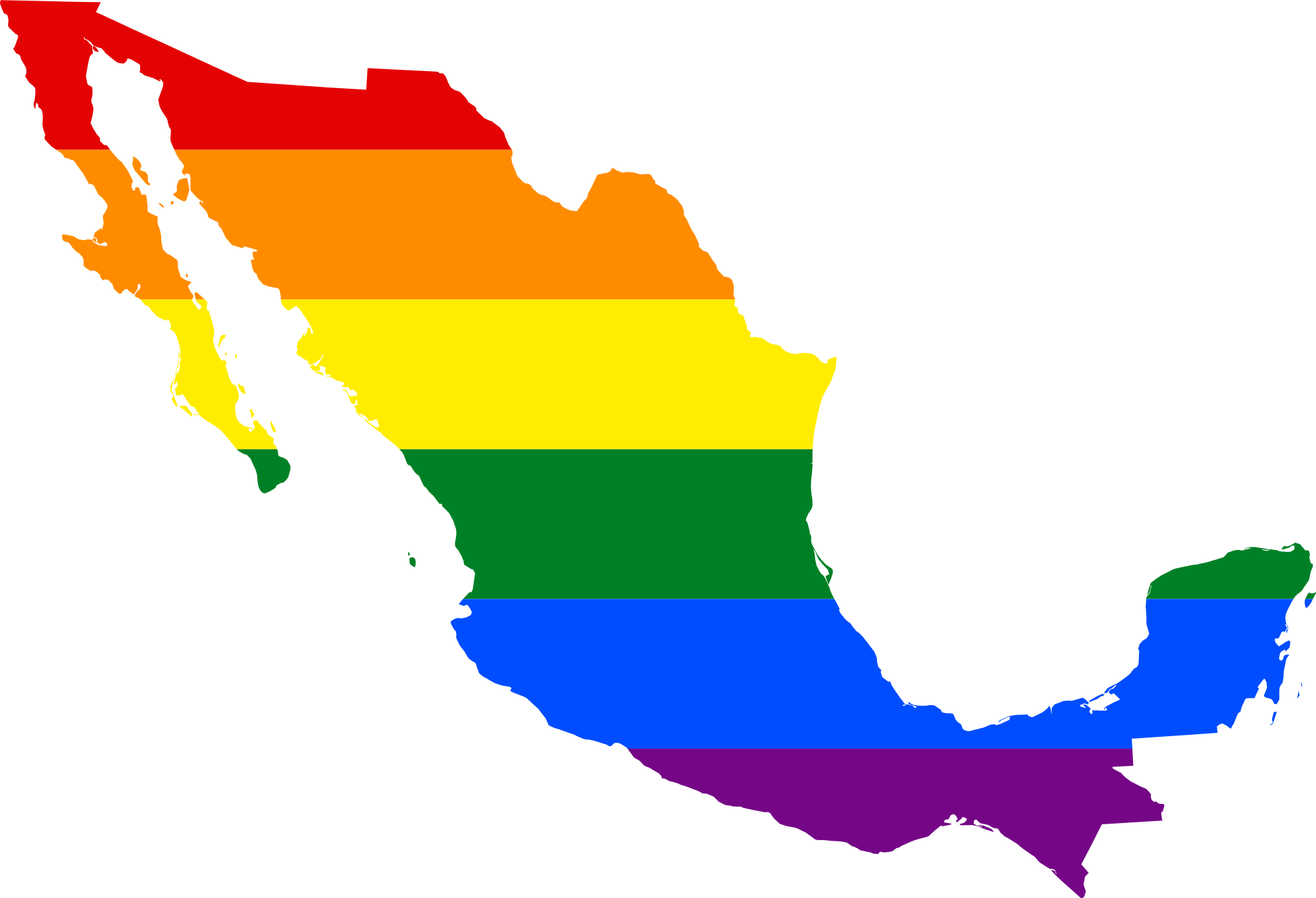 2000x1365 Lgbt Rights In Mexico
