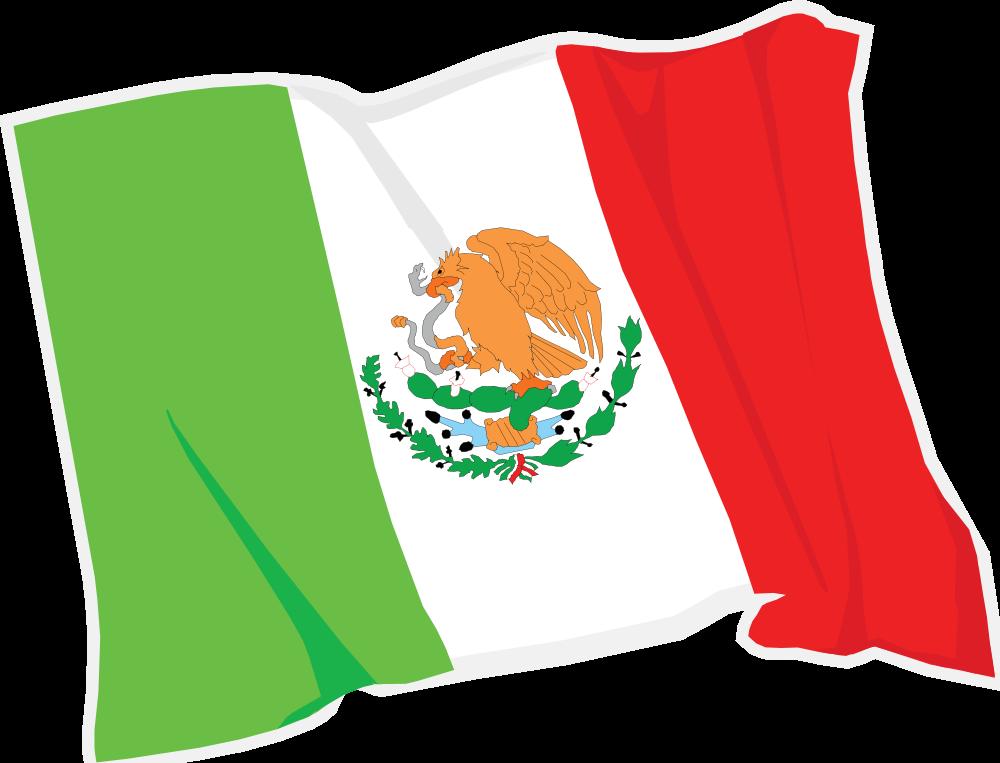1000x763 Mexico Clipart Mexico Flag Clipart