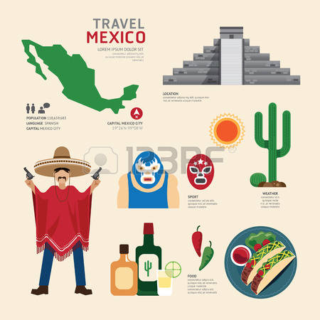 450x450 City Clipart Mexico City