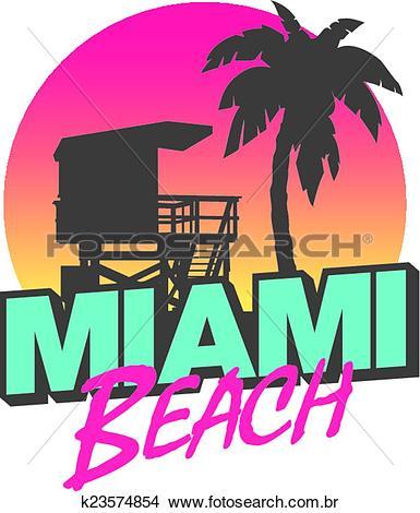 385x470 Miami Clipart Collection