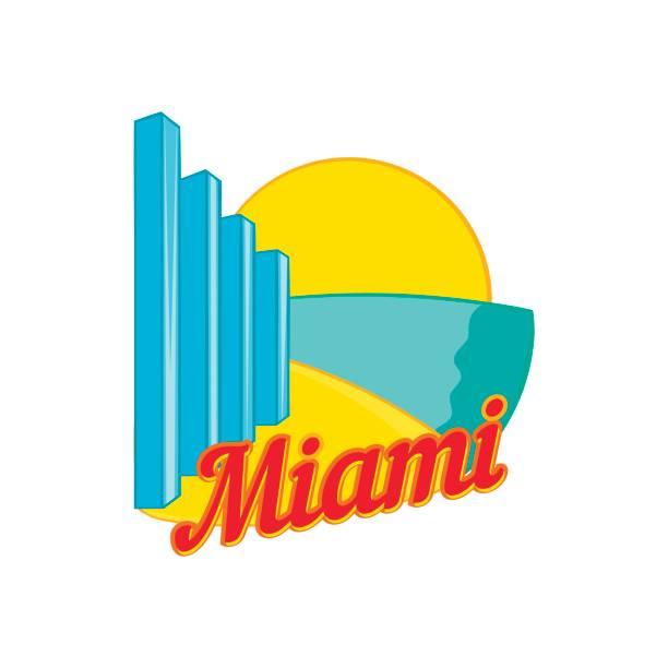 612x612 Miami Clipart Cartoon