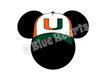 340x270 Miami Hurricane Svg Etsy