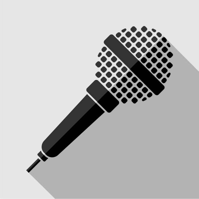 660x660 Free Microphone Vectors 40 Downloads Found