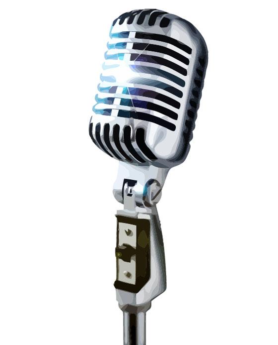560x693 Microphone