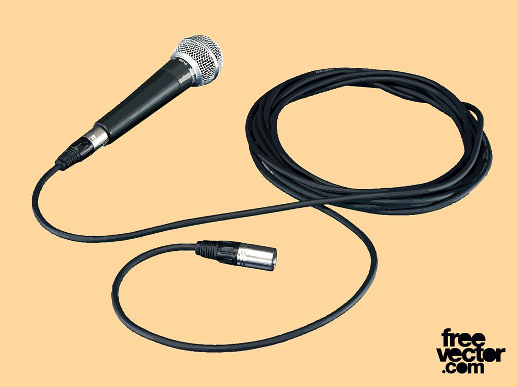 1024x765 Microphone Vector Vector Art Amp Graphics