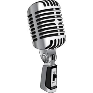 300x300 Psd Detail Microphone Vector Clipart Panda