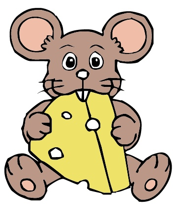 360x440 Mice Clipart Cheese