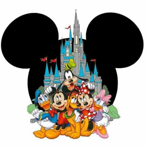Mickey And Friends Clipart