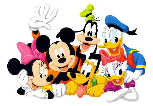 500x346 Mickey Mouse Clubhouse Clip Art