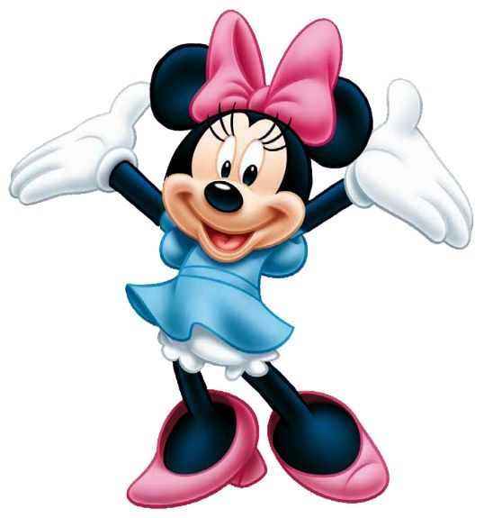 538x575 Minnie And Mickey Mouse And Friends Clip Art Cliparts