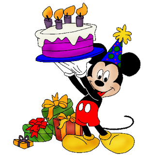 320x320 Mickey Mouse Birthday Mickey Mouse Clip Art Minnie Ii