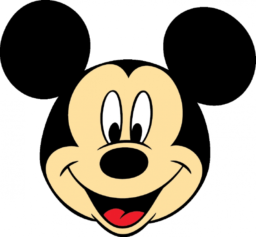 820x759 Mickey Mouse Head Clip Art