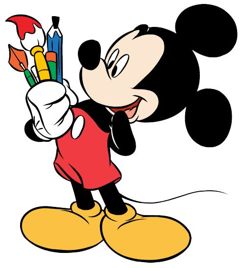 494x548 Mickey Mouse Images About Disney Clip Art