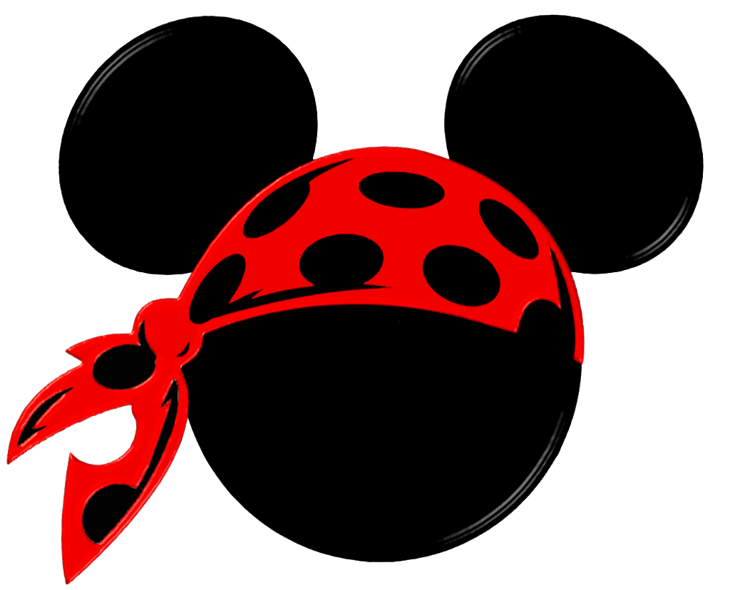 1024x828 Pirate Mickey Clipart