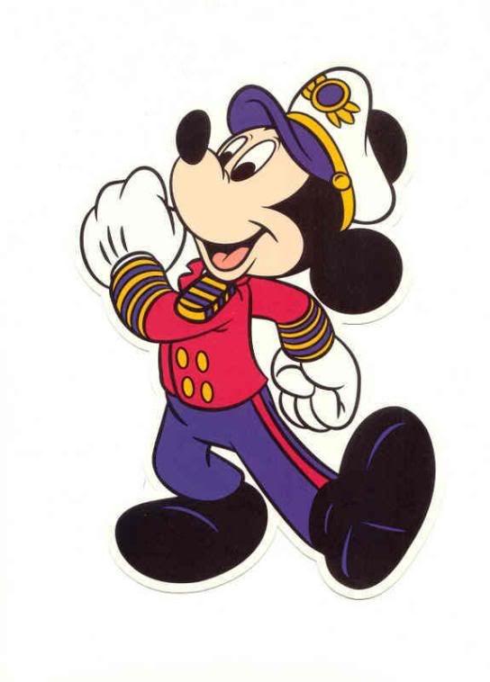 544x758 Cruise Ship Clipart Mickey
