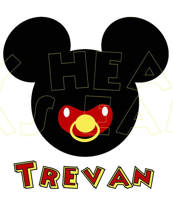 Mickey Ears Clipart