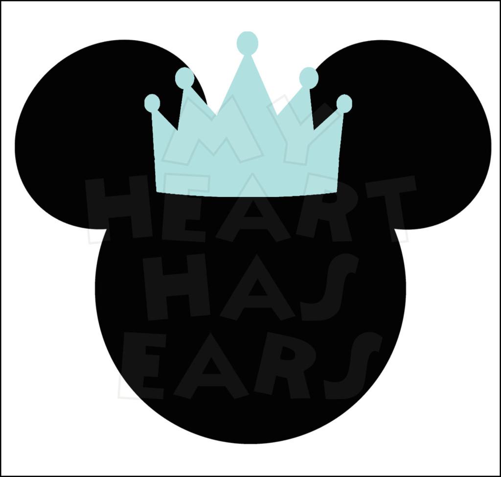 1024x974 Mickey Ears Clip Art