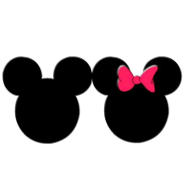 640x640 Mickey Mouse Ears Logo Collection