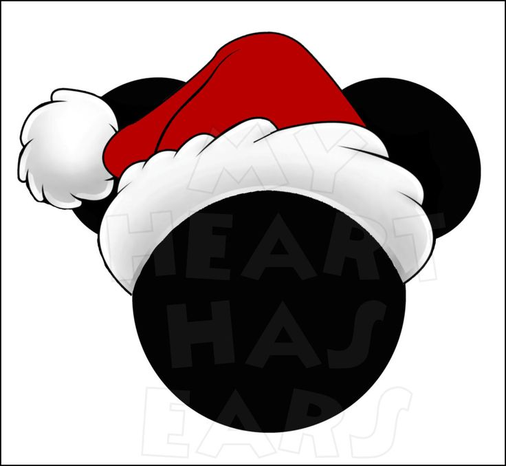 736x677 Mickey Mouse Clipart Santa