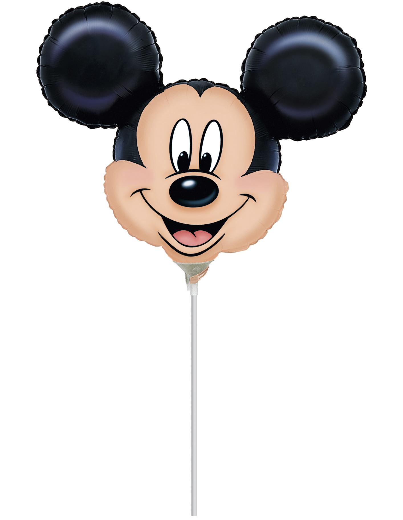 1414x1824 Mini Mickey Face Balloon