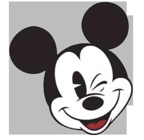 291x283 Mickey Mouse Face Clip Art Clipart Panda