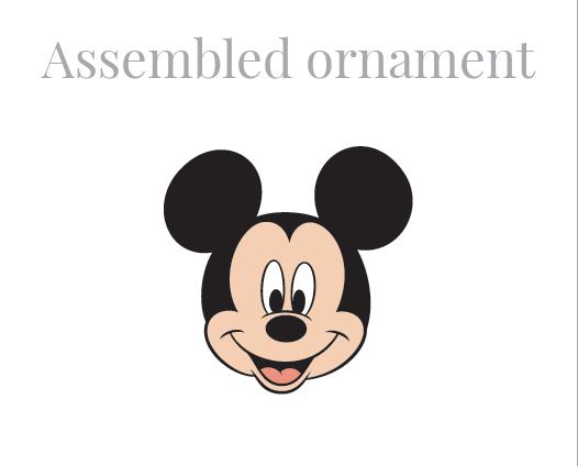 526x424 Mickey Amp Minnie Diy Holiday Wreath Disney Family
