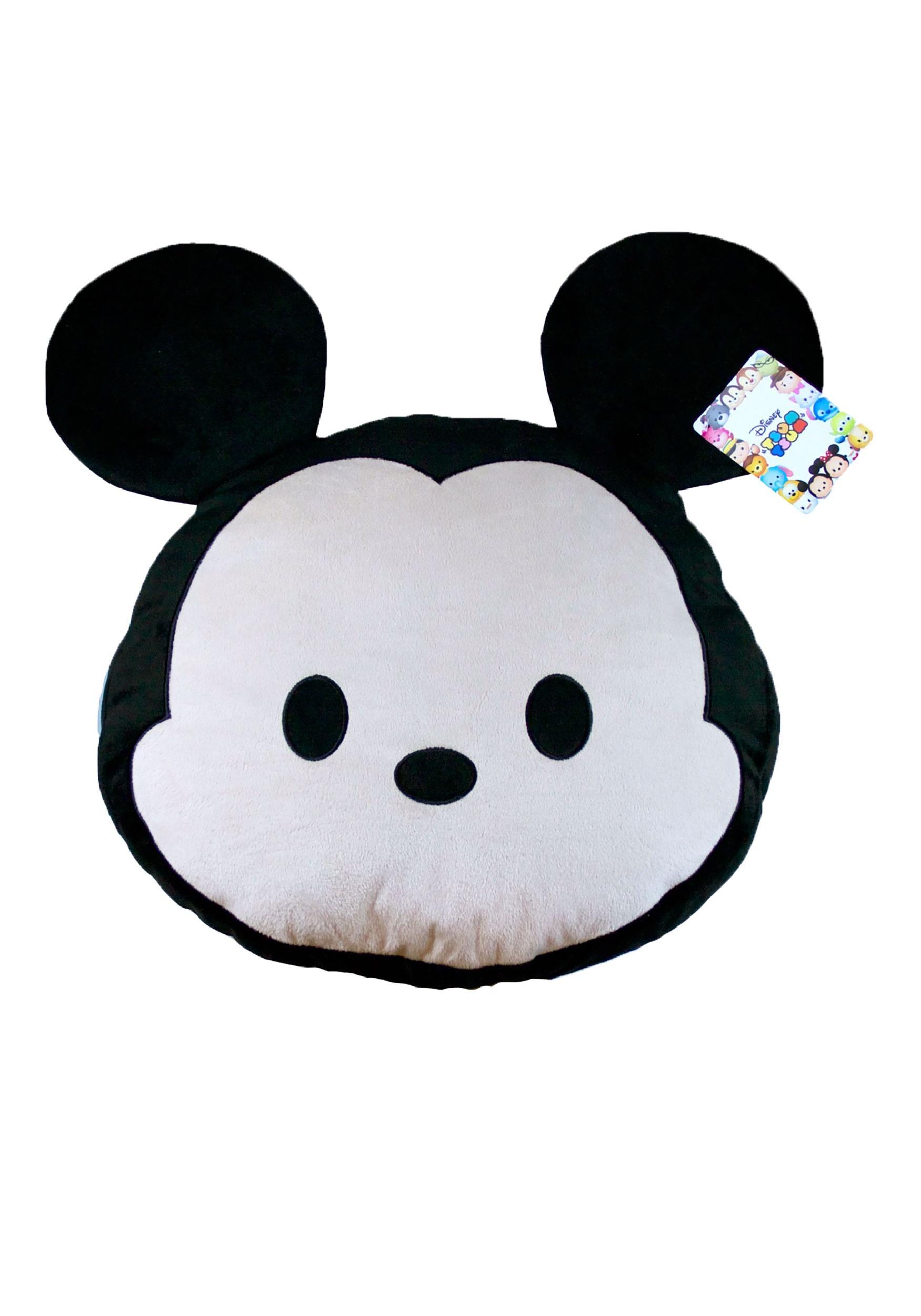 1750x2500 Tsum Tsum Mickey Mouse Face Pillow