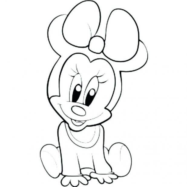 618x617 And Mickey Mouse Are Dancing Coloring Pages Outline Clip Art Head