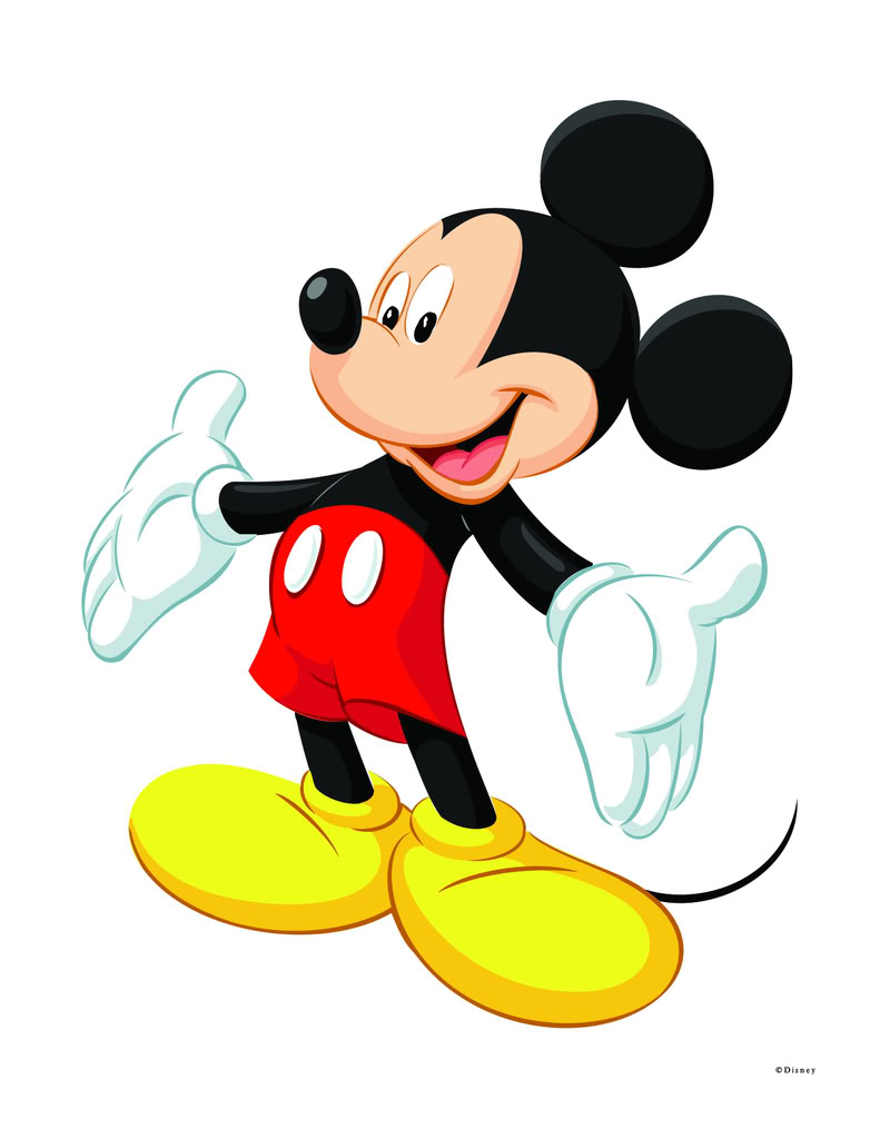 791x1024 Mickey Mouse Birthday Clipart Free Images 2