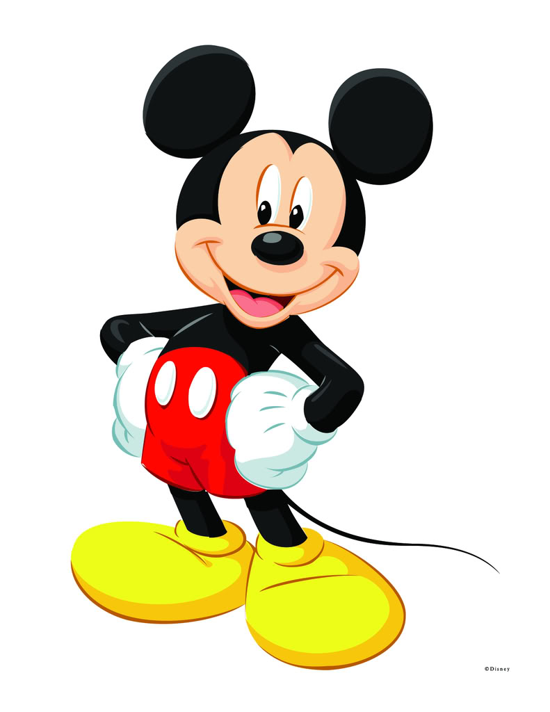 791x1024 Mickey And Minnie Clipart Free