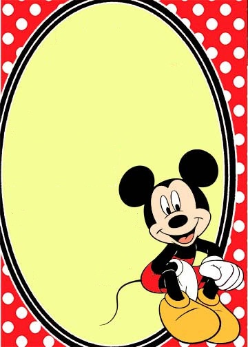 360x504 Free Printable Mickey Mouse Birthday Cards Luxury Lifestyle